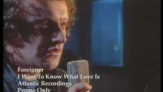 Foreigner     --      I    Want   To    Know    What   Love   Is   [[  Official   Video  ]]  HQ