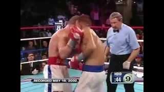 Гатти  - Уорд.  Лучший раунд в истории Бокса.  The best round in Boxing history