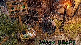 Weed Shops MOD