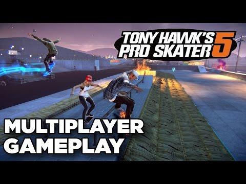 Видео № 1 из игры Tony Hawk's Pro Skater 5 [PS4]