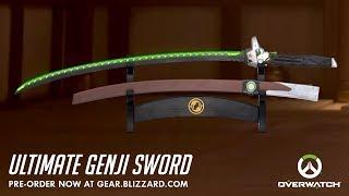 [NEW PRODUCT] Ultimate Genji Sword | Pre Order Now! | Overwatch