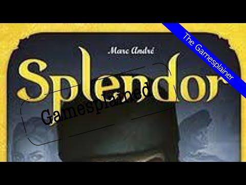 Splendor Gamesplained - Introduction