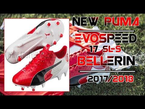 PES 2013 New Boots Puma EvoSpeed 17. SL-S 2017/2018 by DaViDBrAz