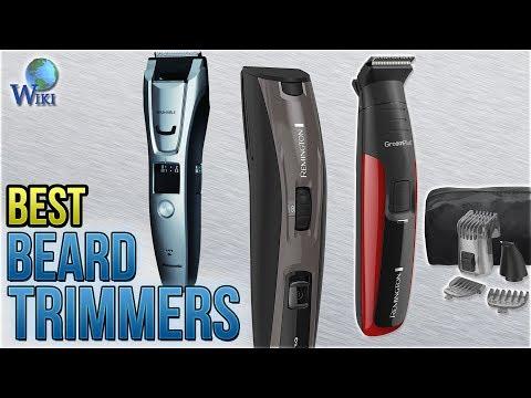 10 Best Beard Trimmers 2018