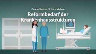 Reformbedarf der Krankenhausstrukturen