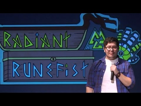 Pitch Night: Radiant Runefist