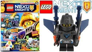 Журнал Лего Нексо Найтс №3 Апрель 2017 | Magazine Lego Nexo Knights №3 April 2017
