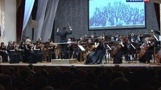 """Вести-Хабаровск: """"Юбилей Дальневосточного академического симфонического оркестра"""""""