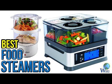 , Elite Platinum EST-2301 Food Steamer, Stainless Steel