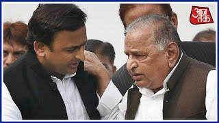 Mulayam Singh Indicates Akhilesh Yadav Has The Numbers Say Party Sources