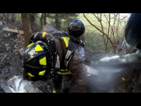 Rockfish Valley Hwy Structure Fire - March 3, 2017