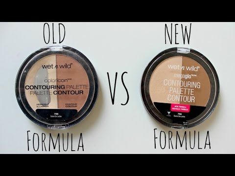 MegaGlo Contouring Palette by Wet n Wild Beauty #11