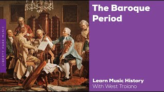 The Baroque Period | Music History Video Lesson