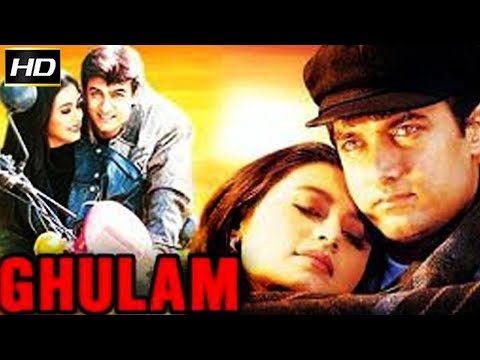Ghulam 1998 - Action Movie | Aamir Khan, Rani Mukerji, Sharat Saxena, Mita Vashisth.