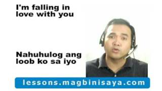 Learn Love Quotes In Tagalog
