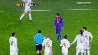 Download Video 5 Times Messi Destroyed Whole Real Madrid Team Alone  ►Single Handedly◄  ||HD|| MP3 3GP MP4