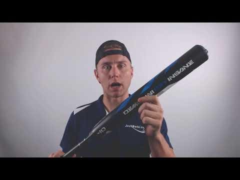 Review: 2019 DeMarini CF Insane -8 Fastpitch Softball Bat (WTDXCF819)