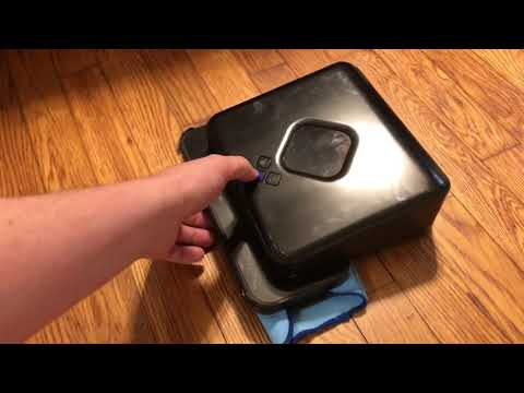 Irobot Braava 380t Mopping Robot - How well does it Clean?