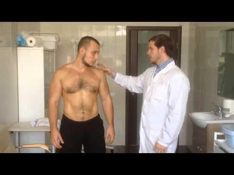 Лечение воспаления плеча после отжиманий на брусьях