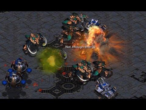 herO (Z) v Mind (T) on Circuit Breakers - StarCraft - Brood War REMASTERED