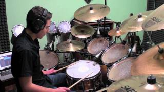 Paco Barillà - 30 Seconds to Mars - Vox Populi (Drum Cover)
