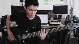 Beartooth | Go Be The Voice [Bass Cover]