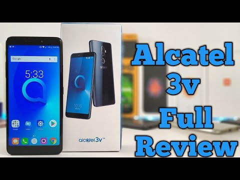 Alcatel 3V Full Review is it worth it?