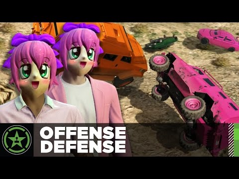 Let's Play - GTA V - Offense Defense (#1)