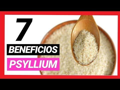 7 BENEFICIOS DE LA FIBRA PSYLLIUM ( PLANTAGO OVATA ) AVALADOS POR ESTUDIOS