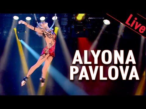 מופע הבלט האווירי של אליונה פבלובה - מדהים!