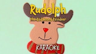 Rudolph the Red-Nosed Reindeer   Free Christmas Carols (lyrics video for karaoke)