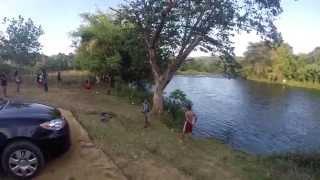 preview picture of video 'Rio en Moncion'