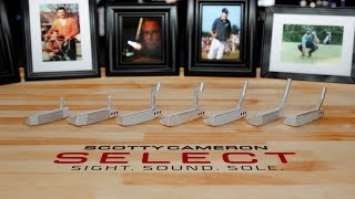 New 2018 Scotty Cameron Select Putters