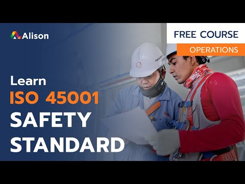 ISO 45001 Principles of Occupational Health and Safety- Free ...