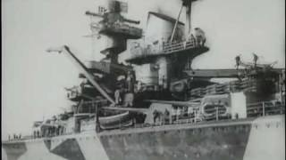The Battleships - The Darkness of the Future (1916 - 1939)