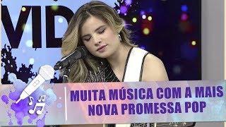 Muita Música Com A Mais Nova Promessa POP, Giulia Be   Mais Vida   290419