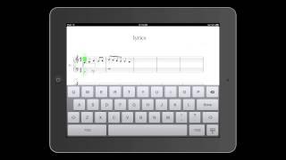 Notion for iPad: Lyrics - YouTube