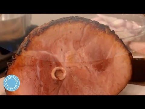Video Leftover Ham Recipes - Martha Stewart