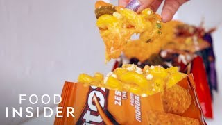 Tacos In Doritos Bag: The Ultimate Junk Food