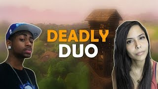TILTED TOWER ELIMINATION | HIGH KILL DUOS | CLUTCH PLAYS - (Fortnite Battle Royale)