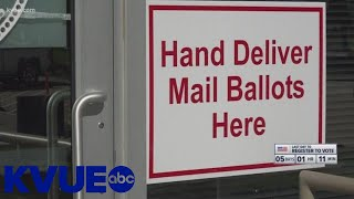 Voting by mail in Texas: Election officials prepare for record turnout   KVUE