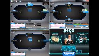 How To Win Nitro SNGs At 888 Poker (Part 1) | Poker Strategy