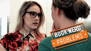 Book Nerd Problems | Being Patient With A New Book Nerd