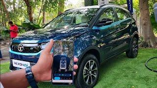 Tata Nexon EV ZConnect App   Connected Car Features Explained   Motoroids