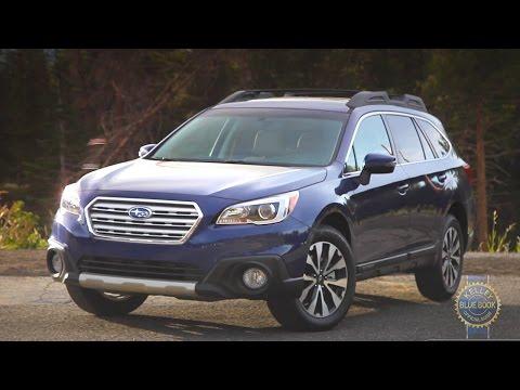 2015 Subaru Outback Review - Kelley Blue Book