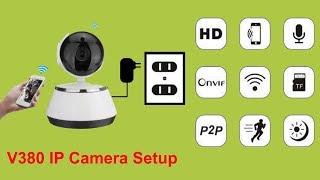 v380 wifi camera setup pc - Free Online Videos Best Movies