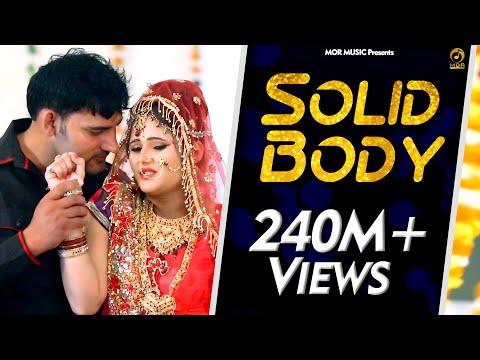 SOLID BODY || Ajay Hooda & Anjali II Tarun Mor || New song of 2015 || Mor Music