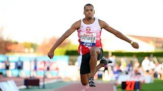 Albi 2020 : Jean-Marc Pontvianne avec 16,85 m au triple saut