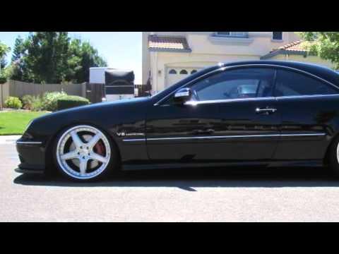 CL55 AMG VIP Modular wheels