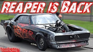 Street Outlaws Reaper is back at Bristol (2018)